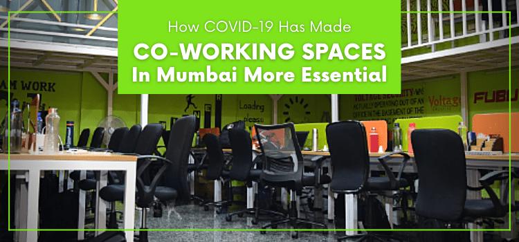 Co-working Spaces In Mumbai